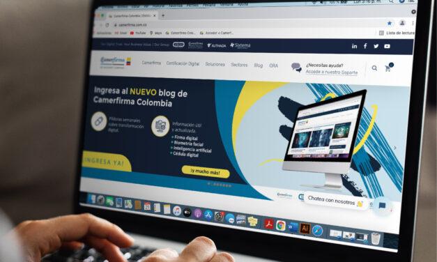 Camerfirma, líder en Firma Digital se abre paso en América Latina.